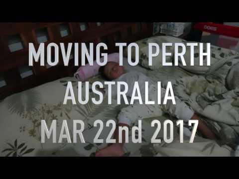 Me & My Family Moving To Perth Australia VLOG