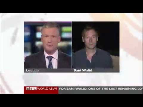 BBC World News with Jamie Robertson