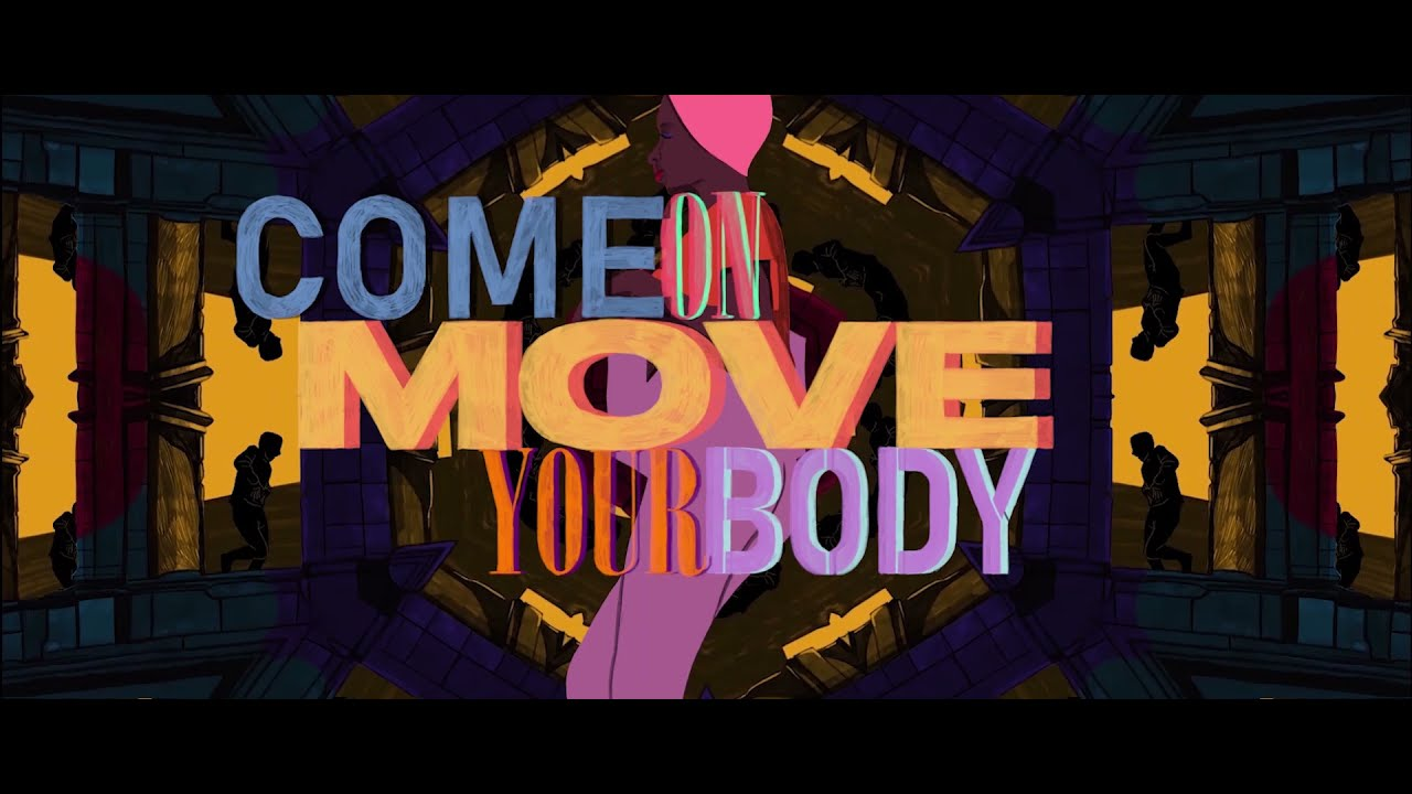 Move Your Body-Animation from Timea Laura VARGA