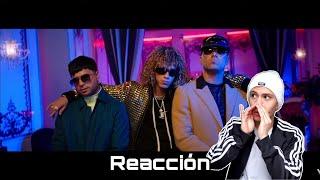( Reaccion) Jon Z, Wisin, Chencho Corleone - Por Contarle Los Secretos