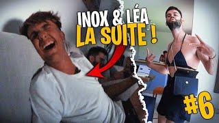 Fou rire quand Inoxtag découvre notre prank ! #6