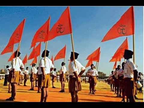 RSS Reaches 95% Under Modi Rule