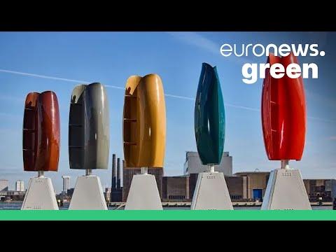 Are 'tulip turbines'
