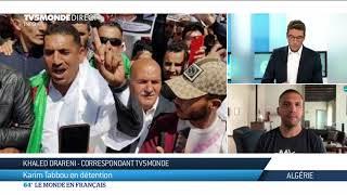 Algérie - Pourquoi Karim Tabbou a-t-il été arrêté ?