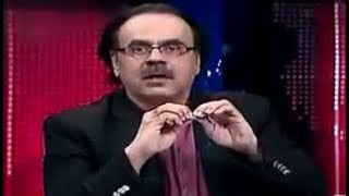 Live with Dr Shahid Masood - 17th June 2018