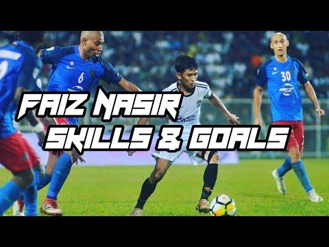 Faiz Nasir - Skills And Goals 2018