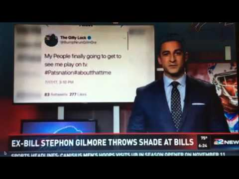 Jonah Javad: Gilmore Throws Shade At Buffalo Bills