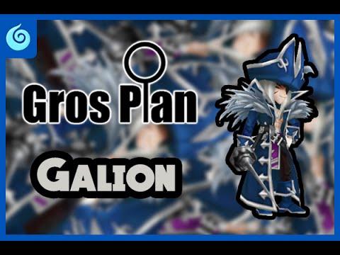 Summoners War - Gros plan - Galion