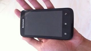 Disassembly...Cara Memisahkan/Melepas LCD dan Touchscreen Lenovo A369i
