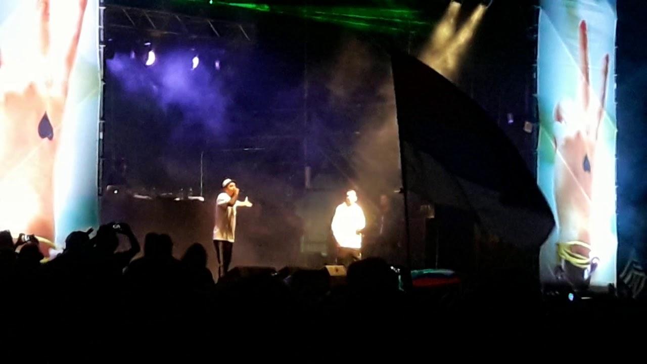 Marcelo D2 & Sain - Show em Montevideo