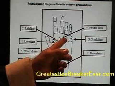 Hand Study 5 / Palmistry Portrait - video dailymotion