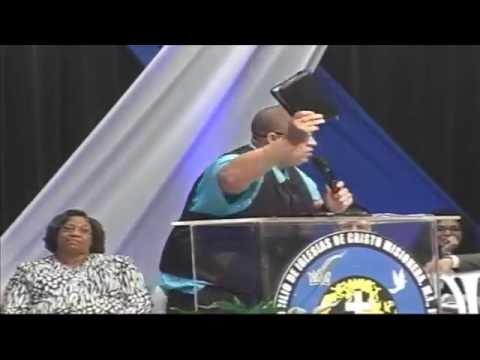 Evang. Hector Delgado Predicando sobre las...