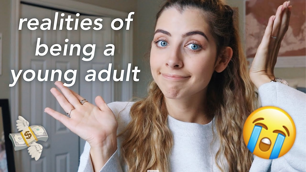 6 REALITIES OF BEING A YOUNG ADULT