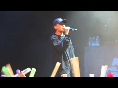 AOMG TOUR 2016 NYC: Simon D - Simon Says and SIMON DOMINIC