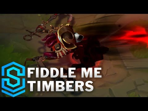 Fiddle Me Timbers Skin Spotlight - Pre-Release - League of Legends