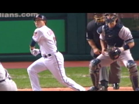 Indians homer four times in 2007 ALDS Game 1 win