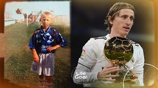 He lived through the war in Croatia, today Modrić is the country's most capped player | Life Goal