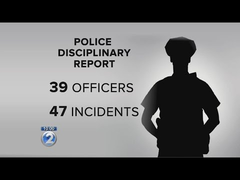 Shocking cases of HPD officer misconduct highlighted in new report