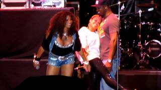 Salt-N-Pepa - Whatta Man- Live 2012 The Martin Luther King Jr. Brooklyn Concert Series
