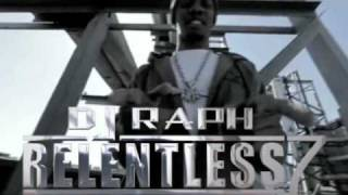 Giggs, Rick Ross, Dr Dre, Scorcher + Chris Brown - DJ Raph Relentless 7 Hip Hop + RnB MiniMix. ARD!