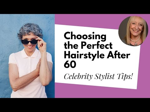 Hairstyles for Older Women – How to Choose the Perfect Style for You
