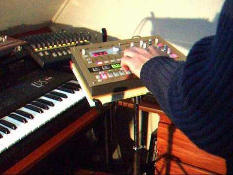 LinnDrum Essential 80s Beats part 2 (Korg Electribe) - Harlem Nights