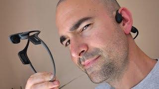 Best Bone Conduction Headphones | Aftershokz Aeropex