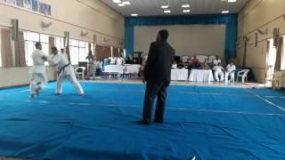 Crpf judo fight 2017 gc. Rangareddy(2)