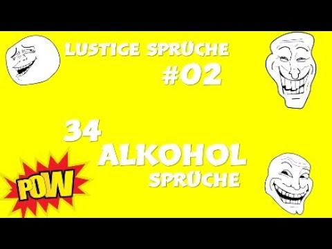 Lustige Sprüche002 34 Alkohol Sprüche