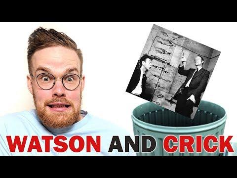WATSON AND CRICK SUCK!?
