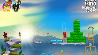 Angry Birds Seasons Summer Camp 1-13