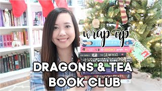 Amy's Book Club Wrap Up | 2019