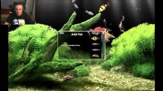 Dream Aquarium   most actioniest action game of all time kinda