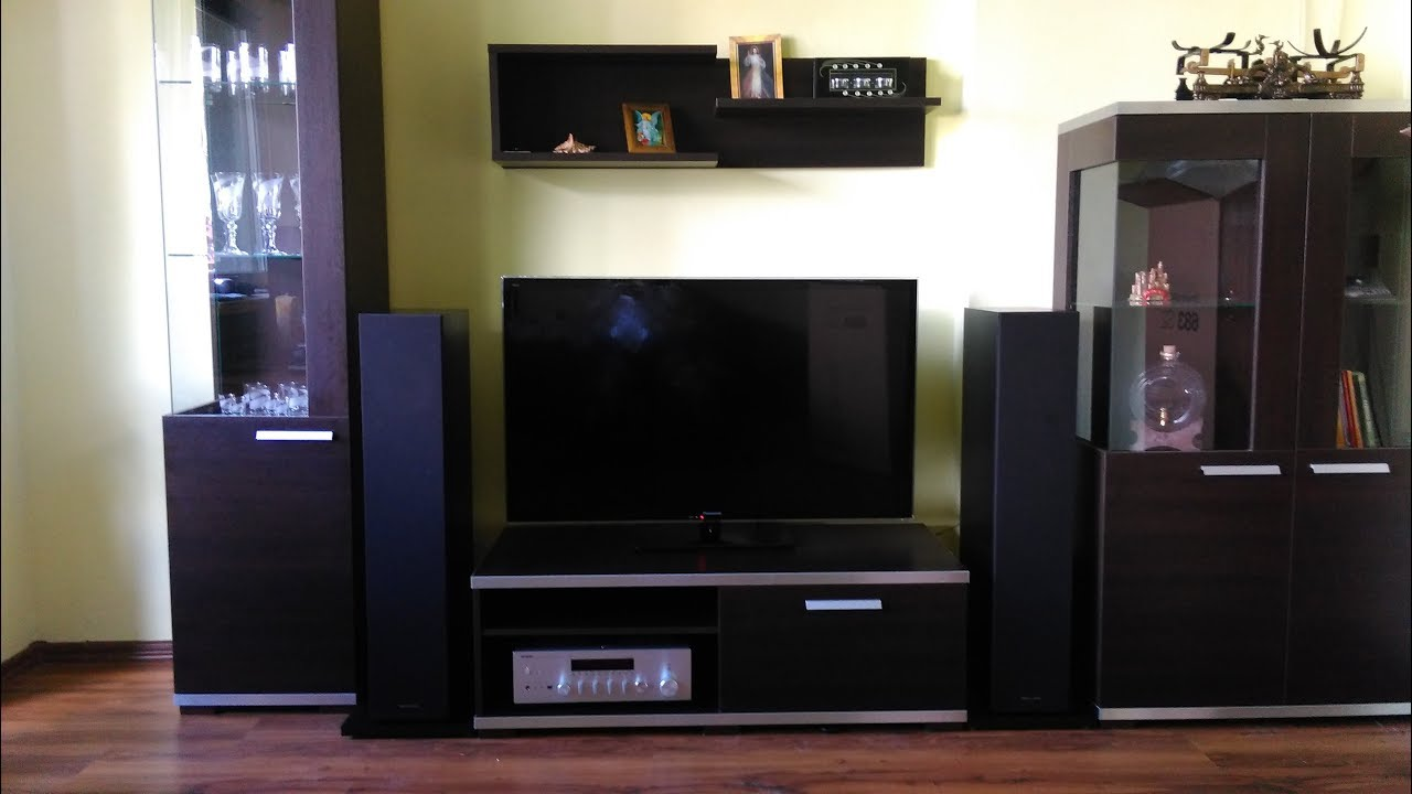 yamaha r n602 b w 683 s2 unboxing photos youtube. Black Bedroom Furniture Sets. Home Design Ideas