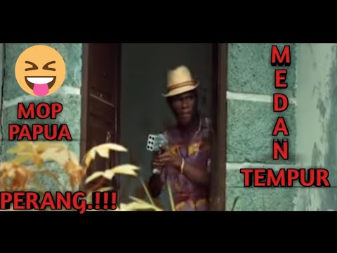 Mob lucu papua perang genk (epen cupen the movie)