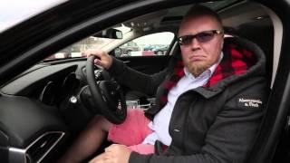 Jaguar XE - Большой тест-драйв (видеоверсия) / Big Test Drive