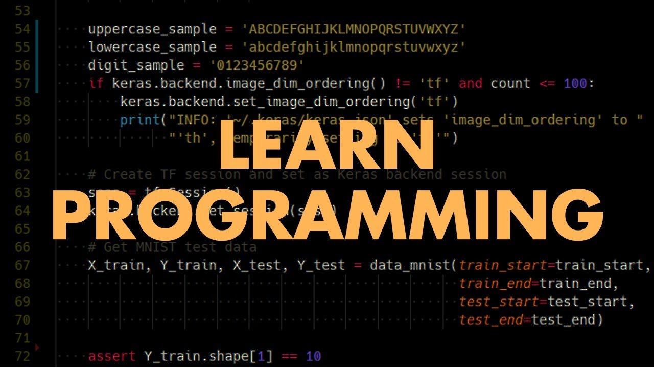 How to learn programming – for beginners!