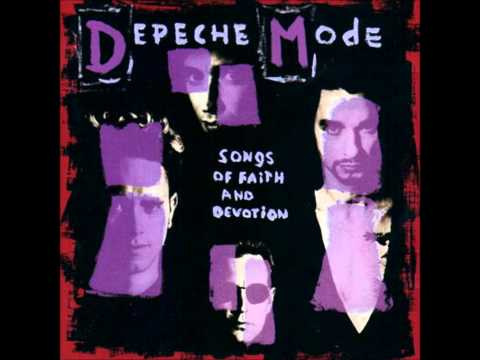 Depeche Mode - In Your Room (Album version)