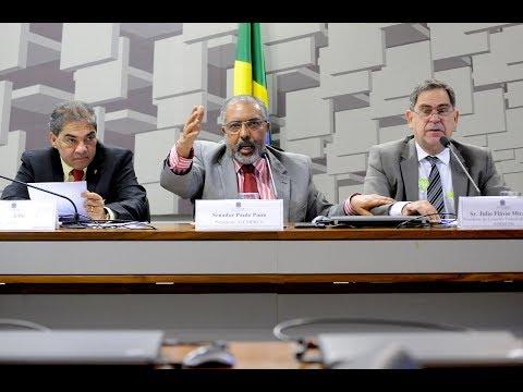 CPI da Previdência - Audiência pública - 25/05/2017