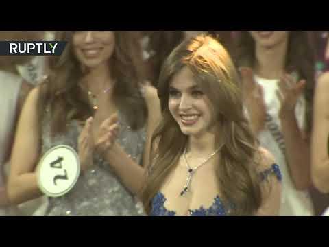 لقب -ملكة جمال روسيا 2019- للفاتنة ألينا سانكو  - 09:53-2019 / 4 / 14