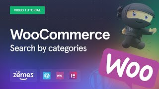 How to filter the WooCommerce products by categories