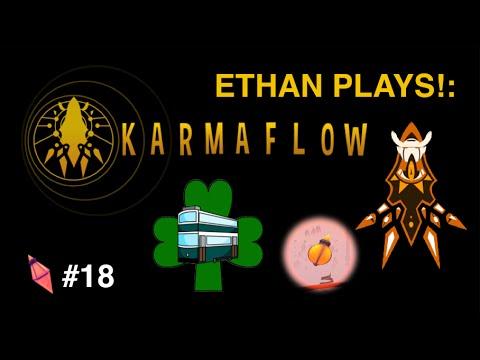 Ethan Plays!: Karmaflow - E18 - A BARREN WORLD