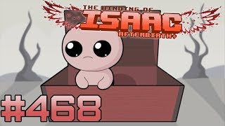 The Binding of Isaac: AFTERBIRTH+ #468 — ВОТ ЭТО ДА!