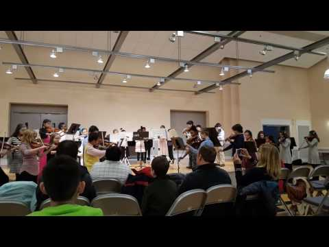 Pachelbel's Canon at Settlement Music School
