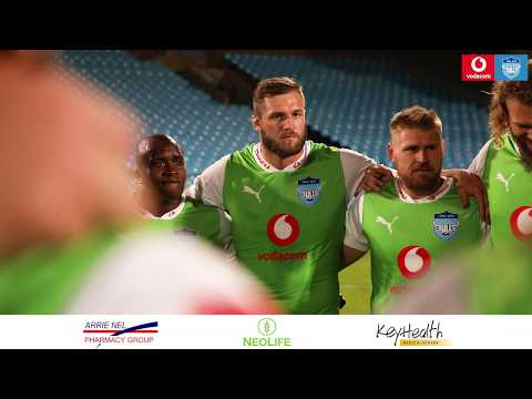 Vodacom Bulls Fitness Report vs Highlanders