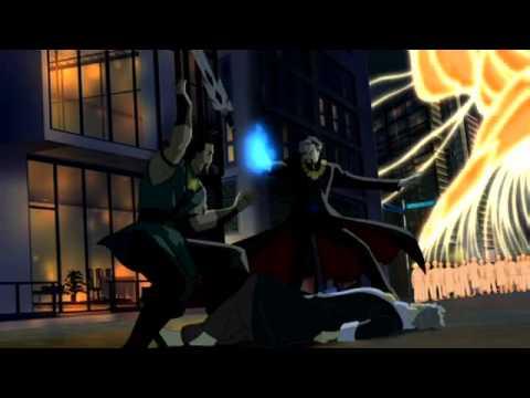 Doctor Strange - Sorcerer Supreme - Clip#5