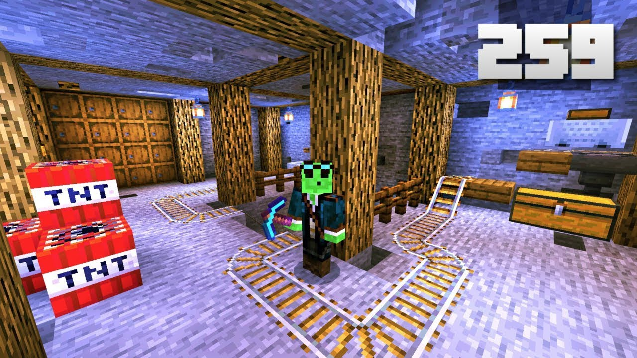 mining for cryptocurrency in minecraft