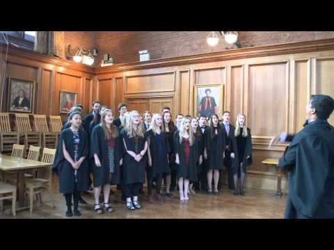 Over the Rainbow - Girton Casual Choir