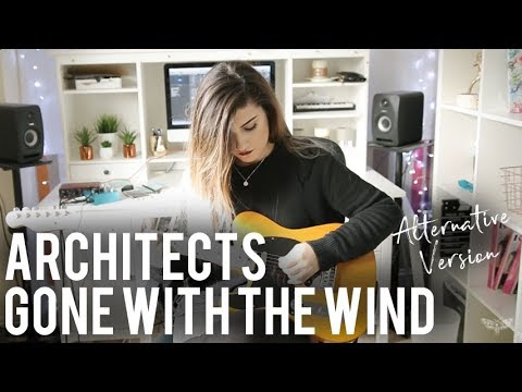 Architects - Gone with the Wind | Christina Rotondo Cover