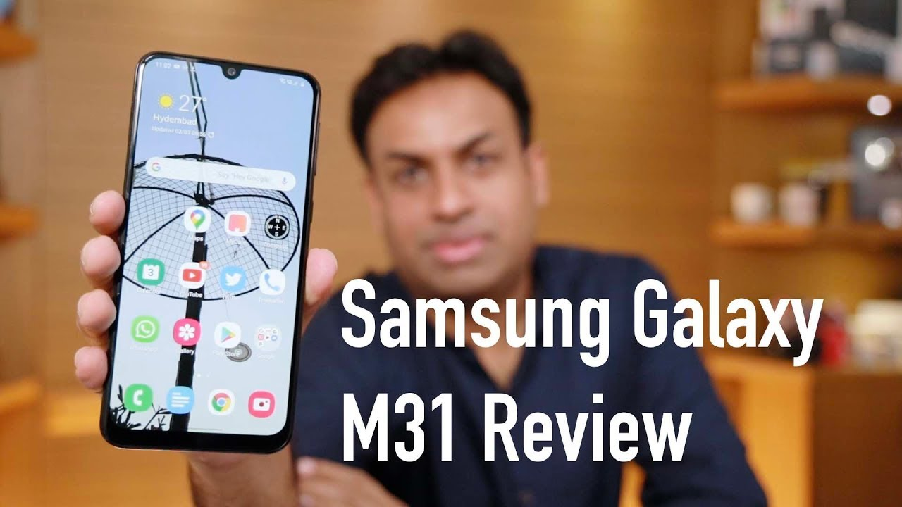 Samsung Galaxy M31 Review with Pros & Cons